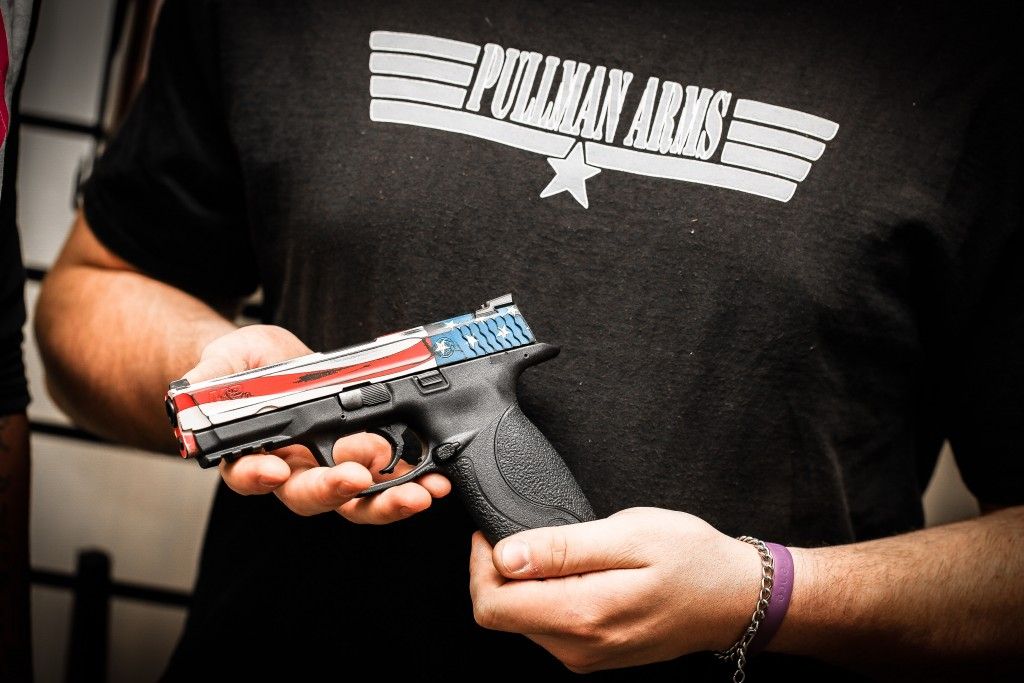 Pullman Arms Cerakote Services