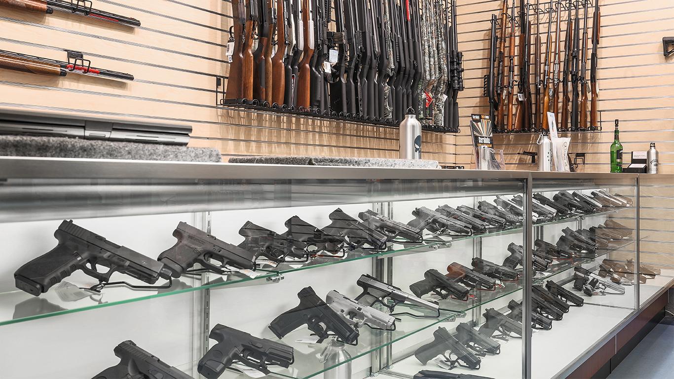Pullman Arms Pistols and Handguns