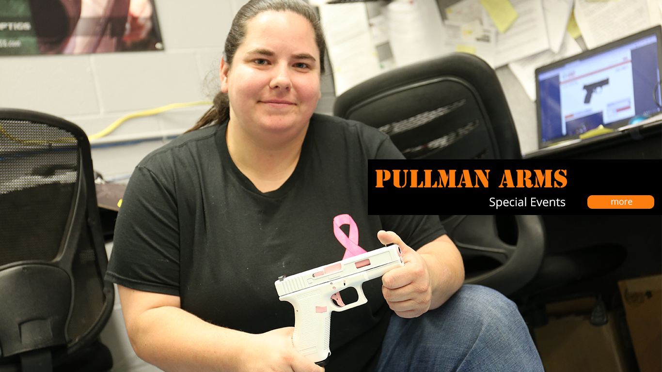 Pullman Arms Special Events