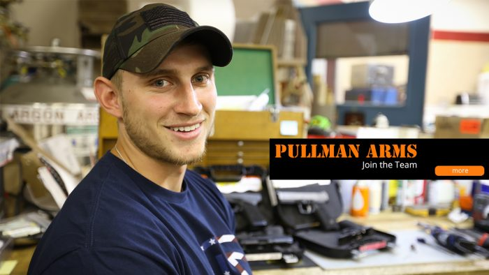 Pullman Arms Careers