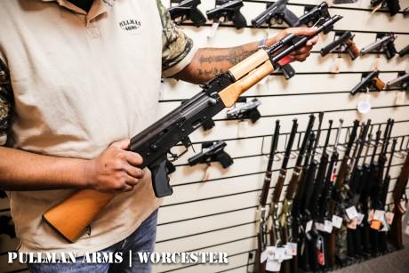 Century Arms Ras47-3