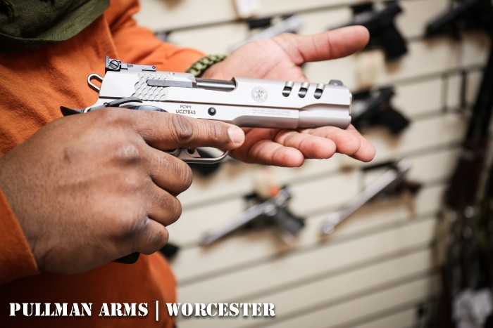 Pullman Arms Firearms Safety Course