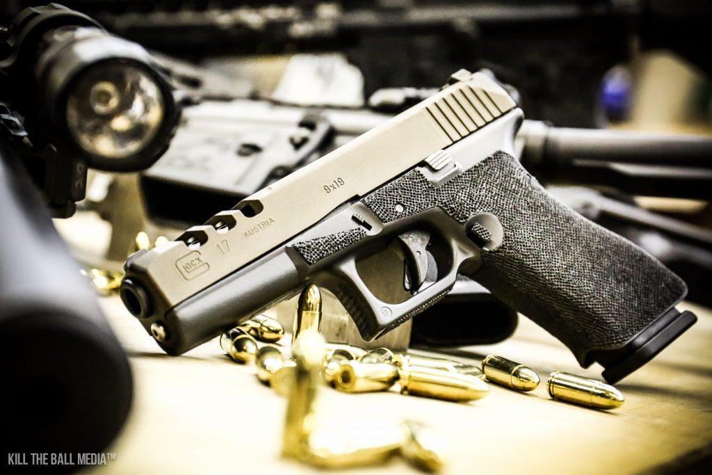 Pullman Arms Glock