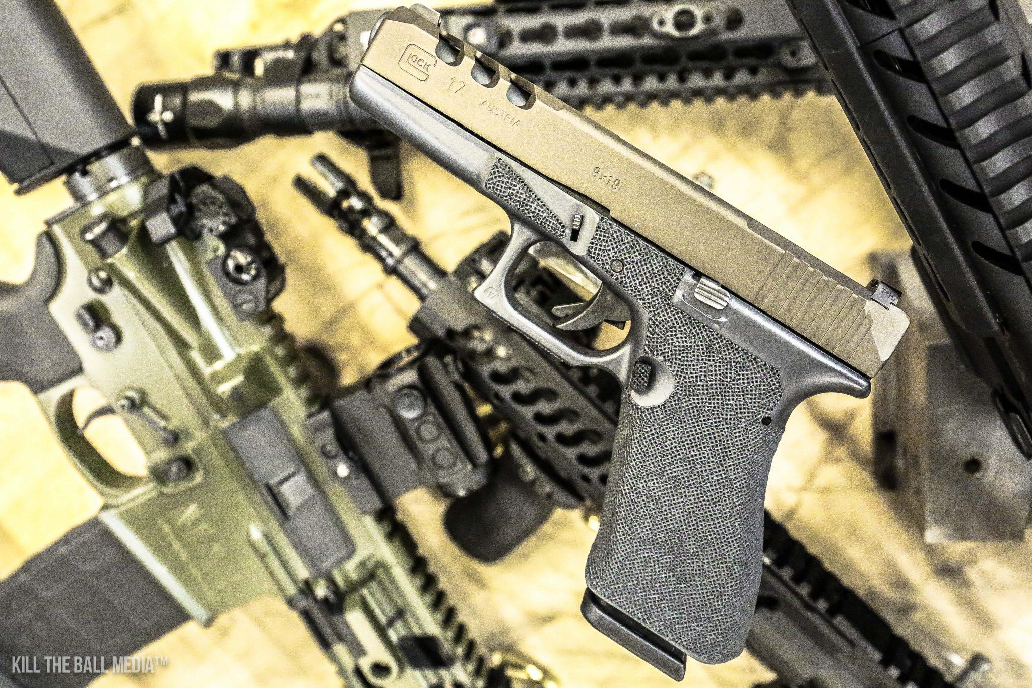 Pullman Arms Glock Raffle